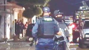 Jornada violenta deja 10 muertos en Guanajuato