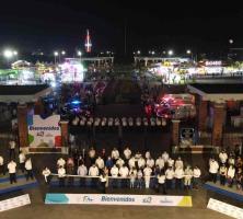 Inauguran la FeriaTam en Tampico