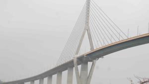 Personal de la SCT detectan deterioro en el Puente Tampico