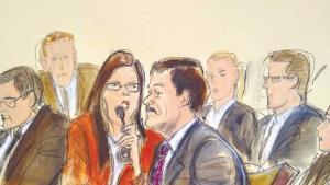Apelan con argumentos la condena a 'El Chapo'